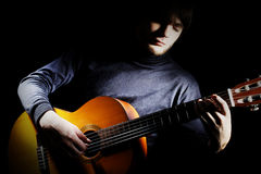 Guitarist Stock Photos