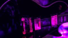 Guitarist_3 stock video