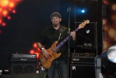 Guitarist-4 Stock Photos