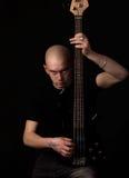 Guitarist. Stock Images