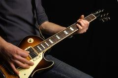 Free Guitarist Stock Photography - 7599282