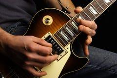 Free Guitarist Royalty Free Stock Photos - 7645488
