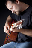 Guitarist Stock Image