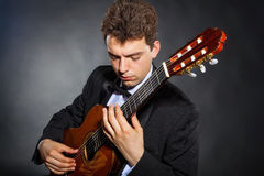Guitariste Images stock