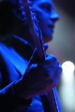 Guitariste Images stock