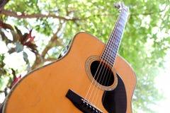 Guitarlist royaltyfria bilder