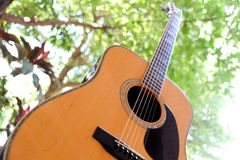 Guitarlist royalty free stock images
