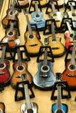 Guitarra Imagens de Stock