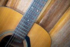 A guitarra Fotos de Stock
