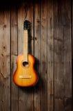 Guitarra Fotografía de archivo libre de regalías