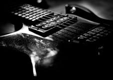 Guitarra Fotos de archivo libres de regalías