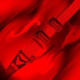 Guitarra ilustração do vetor