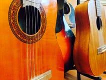 Guitarra Imágenes de archivo libres de regalías
