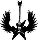 Guitarra Ilustração Royalty Free