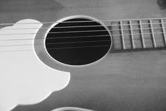 Guitarra Fotografia de Stock