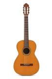 Guitarra acústica clásica Imágenes de archivo libres de regalías