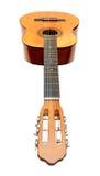 Guitarra acústica clássica Fotos de Stock