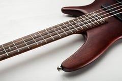 Guitarra baixa Foto de Stock