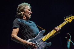 Guitarra-baixo de Roger Waters foto de stock royalty free