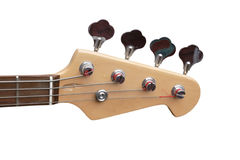Guitarra baja Fotografía de archivo
