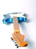 Guitarra canhota 2 Foto de Stock Royalty Free