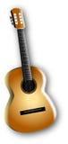 Guitarra clásica Imagen de archivo libre de regalías