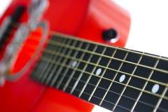 Guitarra clásica Fotografía de archivo