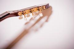 Guitarra clásica Fotografía de archivo libre de regalías