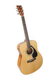 Guitarra clásica acústica Imagen de archivo libre de regalías