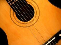 Guitarra clássica Foto de Stock