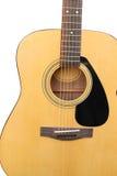 Guitarra clássica acústica Fotos de Stock
