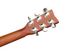 Guitarra clássica acústica Fotografia de Stock Royalty Free