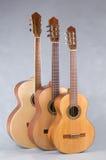 Guitarra clássica espanhola Fotografia de Stock Royalty Free