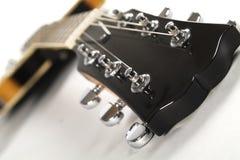 Guitarra de Brown fotos de archivo