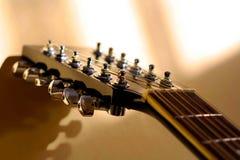 guitarra de la Doce-secuencia Foto de archivo libre de regalías