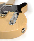 guitarra del americano de la vendimia 1950s-Style Foto de archivo
