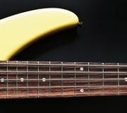 Guitarra del juego Fotografía de archivo