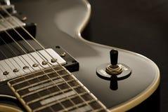 Guitarra do vintage Fotografia de Stock