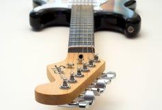 Guitarra eléctrica. Fotografía de archivo libre de regalías