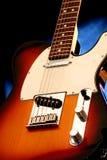Guitarra eléctrica 8 Fotografía de archivo