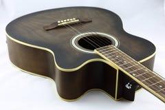 Guitarra eléctrica bastante bien Imagen de archivo libre de regalías