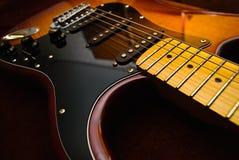 Guitarra elétrica Imagens de Stock