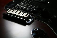 Guitarra elétrica Fotos de Stock Royalty Free