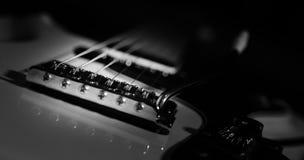 Guitarra elétrica fotografia de stock royalty free