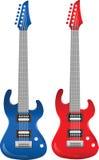 Guitarra elétricas Foto de Stock