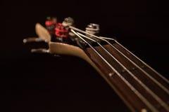 Guitarra Fretboard fotografía de archivo