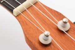 Guitarra havaiana da uquelele Imagens de Stock Royalty Free