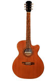 Guitarra hermosa fotografía de archivo libre de regalías