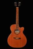 Guitarra hermosa imagen de archivo libre de regalías