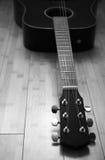 Guitarra, música Fotografía de archivo libre de regalías
